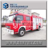 Dongfeng firefighting Water Gun Fire Truck 6000 liters NEW FIRE FIGHTING WATER PUMPER FIRE TRUCK