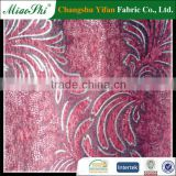 furniture velvet home upholstery fabric chenille velour for dress for sofa