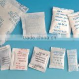 small bag silica gel desiccant