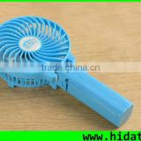 2016 Cheap Promotional Gift Items 2200Mah 18650 Battery Tiny Electrical Stand Hand Fan Wholesale