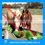 Organic horse fodder grass growing machine/ barley grass growing machine for sale