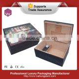 New design wood luxury cigar cases