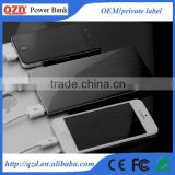 Portable power bank for samsung s4 lithium battery charger module