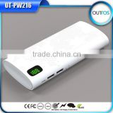 New Product Fashion Dual Usb Power Bank 10000mah Digital Display