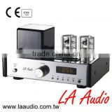 Bluetooth audio amplifier mini Tube amplifier with headphone DAC mp3 usb