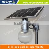 2015 new products solar lights with remote control solar wall lights outdoor led garden lights