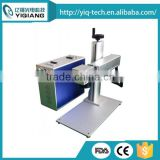 High precision metal jewelry fiber laser marking machine 10W 20W 30W                                                                                                         Supplier's Choice