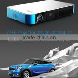 1280*800 1080p full hd led pico cheap hologram bluetooth 3d projector