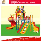 H30-1438 Attractive kids toys Top quality Plastic Natural Outdoor Playground Toys H30-1345