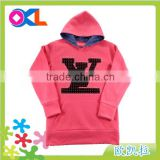 Hot sale new arrival resonable price cowl neck hoodies