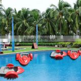 Parent-child interaction outdoor paddle boats with most competitive price paddle boat for kid