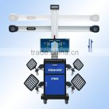 Advanced laser wheel alignment equipment IT662 with auto tracking camera