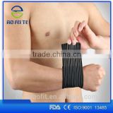 china alibaba shijiazhuang aofeite sport custom bandage crossfit weight lifting wrist wraps