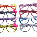 Lovely Knot Custom Sunglass China Sunglass Frame for Kids