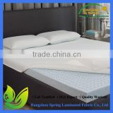 Ebay hot selling super king size waterproof anti- dustmite mattress protector home and hotel bedding