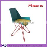 P-F2 Pattrix Hotsale!!! High Quality Folding Metal Leg Chair Dining
