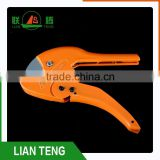 Orange color Pvc hdpe pipe cutter Scissors