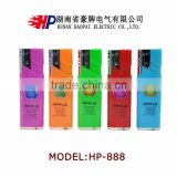 Refillable windproof lighter/plastic lighter/cigarette lighter