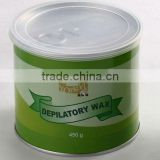 Hard wax for hair removal&depilatory 450g can wax