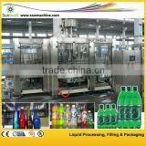 carbonated gas aerated water filling machine                                                                         Quality Choice