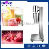 Promotional Ice Cream Shaker Single Head Milkshaker Stainless Steel Milk Shake Mixer/ Cocktail Shaker/ Beverage Mixer