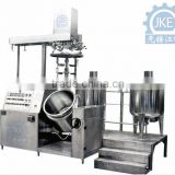 VEM-1000Liter Automatic Vacuum Homogenizing Emulsifier/Cake Gel Emulsifier Making Machine