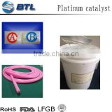 High reactivity simple vulcanizing chemical stabilizing agent/ Platinum catalyst hotsale