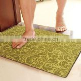 Promotional vinyl printed bath mat