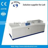 ISO13320, Measuring range: 0.02-1200 um with Mie scattering theory wet method, laser particle size analyzer
