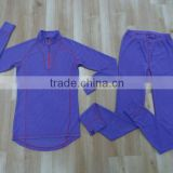 Lady's Fleece Sports Base Layer