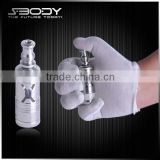 Newest arrival S-body X-Rock electronic cigarette wholesale vaporizer atomizer