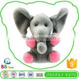 New Product Best Quality Custom Made Soft Plush Toy Elephant Doll