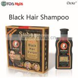 container selling ammonia free 200ml bottle fast black hair shampoo