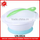 Factory direct sale 100% food grade baby feeding bottle with handle anti-skid baby feeding bootle unbreakable 4M+ UN-0824