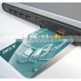 Passive HF Rfid Smart Card /PVC Contact IC Smart Card