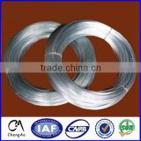 low price Electro/Hot Dipped Galvanized Steel Wire Factory