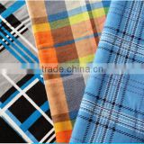 cotton flannel women shirt fabric,tartan plain flannel fabric