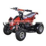 alloy pull starter 2 stroke 49cc mini atv quads for kids