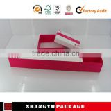 Fashion design cardboard trinket box ,cartoon LED corrugated board packing box ,Corrugated Full Color Print