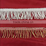 2015 Wholesale brush bullion fringes and trims used for sofa decor