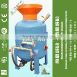 Hot Sales Environmental Sand Blast Chamber for Steel Alloy