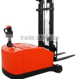 Top supplier of 1ton full electric stacker mad in china showing in alibaba website better than anhui heli quality