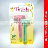 Disposable Lady Razor,Tinkle Body Razors For One Dollar Item