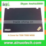 New Original Laptop LCD Rear Cover for ThinkPad T530 T530I W530 T510 W510 T520 W520 laptop top cover for Lenovo back cover