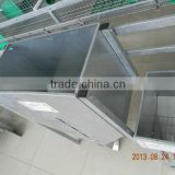 Inquiry about Automatic feeding hopper for rabbit feeding system