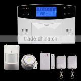 China supplier Wireless Burglar Intrusion and GSM Anti Detection Alarm System with Engineered Solution