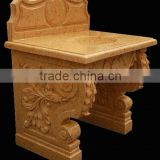 Natural Carved Stone Wash Hand Sink