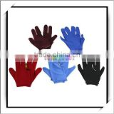 Wholesale! 10pcs Pool Snooker 3 Fingers Billiard Gloves -J7415