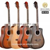 Inquiry About 41 inch Chinese acoustic guitar CARAVAN MUSIC HS4111