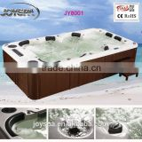 CE Approved free sex usa massage bath tub with sex video tv/Quality Acrylic Outdoor hot spa tub